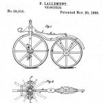 прадедушка велосипеда